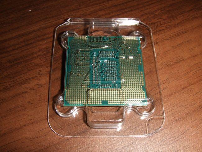CPU・Ivy Bridgeの写真2