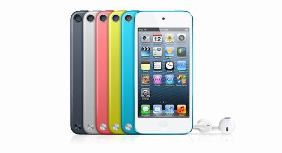 iPod touch第5世代のイメージ画像
