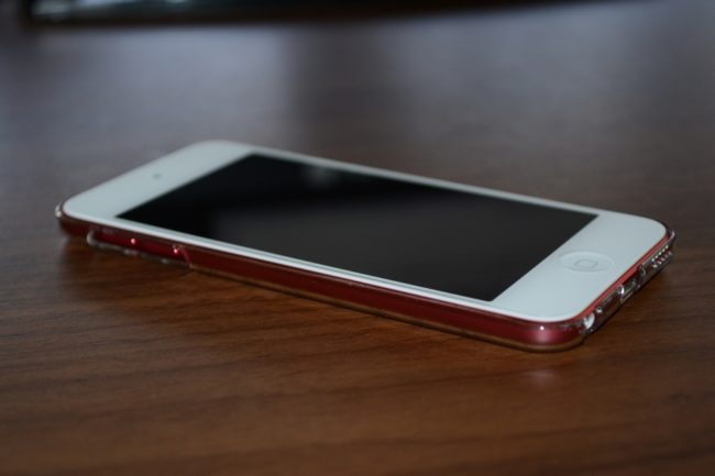 エアージャケットセット for iPod touch 5th