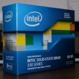 インテル Solid-State Drive 330のパッケージ