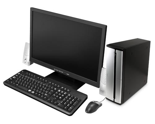 自作パソコンの一般的なデザイン