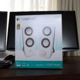 Logicoolのz200の外箱